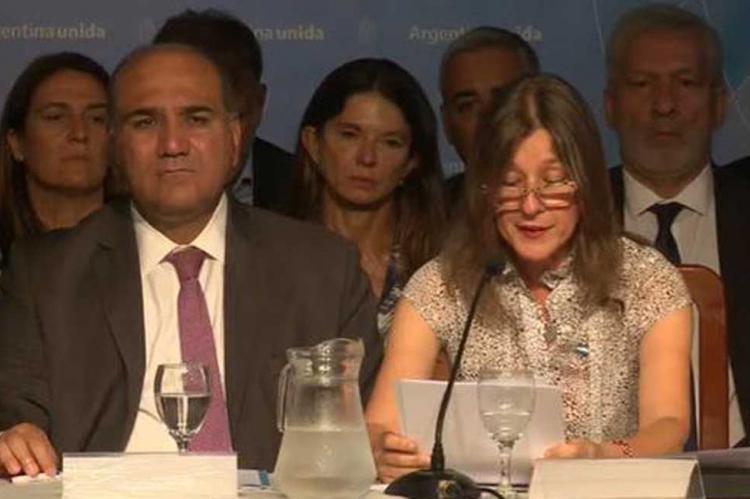 La Rosada reclamó a los gobernadores Manzur y Capitanich por los crímenes de las policias provinciales