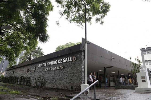 Médico cirujano del Hospital Centro de Salud dice que es alto el riesgo de contagio de covid-19 por culpa del Ministerio de Salud
