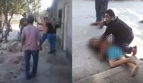 Tiroteo en las calles de Concepción deja un saldo de un muerto y heridos ( VIDEO)