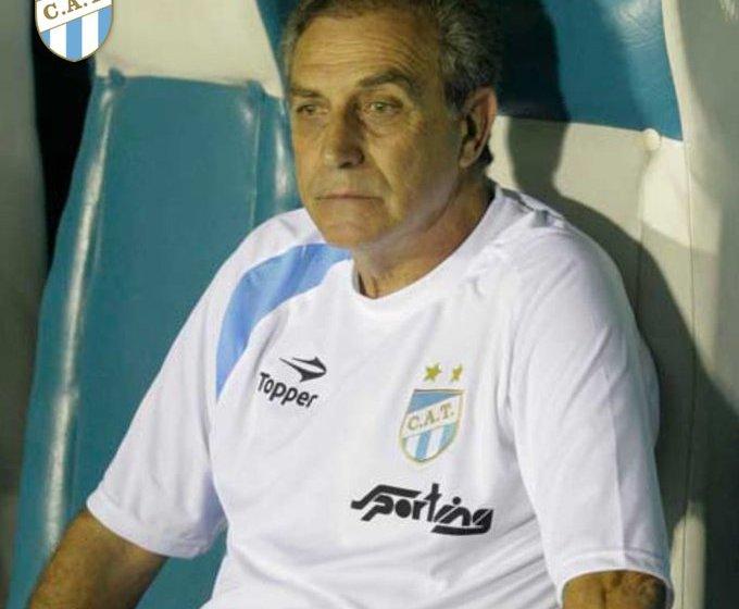 "Murió Osvaldo ""Chiche"" Sosa, ex técnico de Atlético Tucuman"