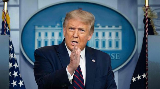 Donald Trump prohibirá la red social TikTok en EEUU por supuesto espionaje