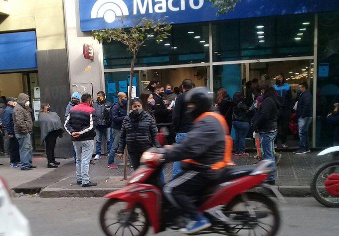 """ALERTA San Miguel de Tucuman: """"El virus circula por el microcentro"""""""