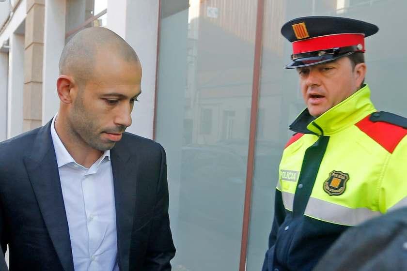 Mascherano quedó bajo la lupa de Estados Unidos por usar una offshore para invertir en Uruguay, segun revelan los FinCEN Files