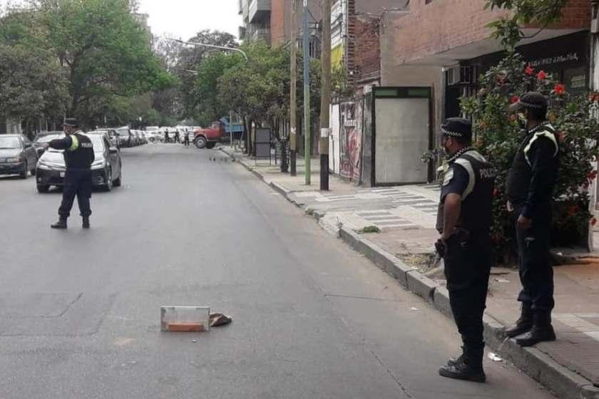 Tucumán: Un policía se tiroteó con el ladrón que le arrebató su celular