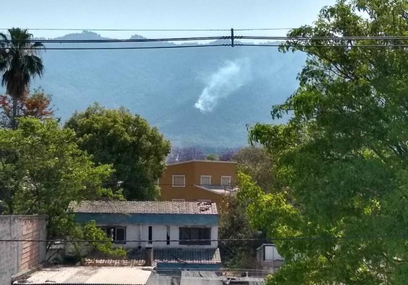 San Javier:Hay nuevos focos de incendio