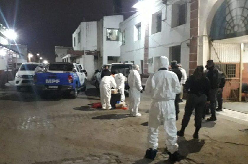 Feroz pelea de presos en la cárcel de Villa Urquiza terminó con un recluso muerto de una puñalada en el ojo