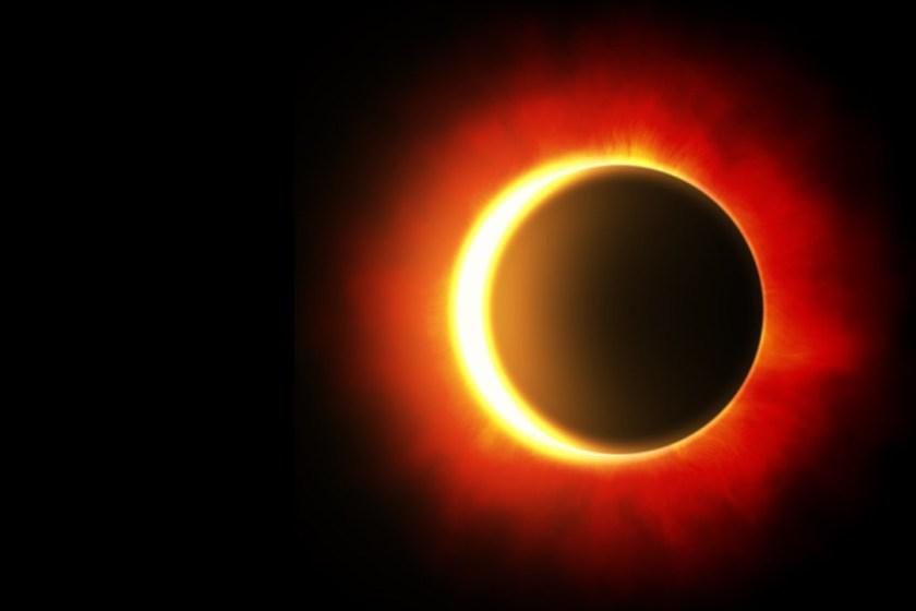 """"""" Eclipse solar en Argentina """" (EN VIVO)"""