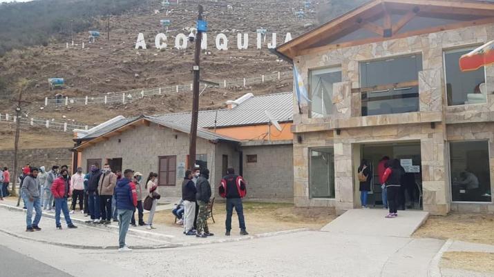 CORONAVIRUS: Las Estancias quedó cerrada