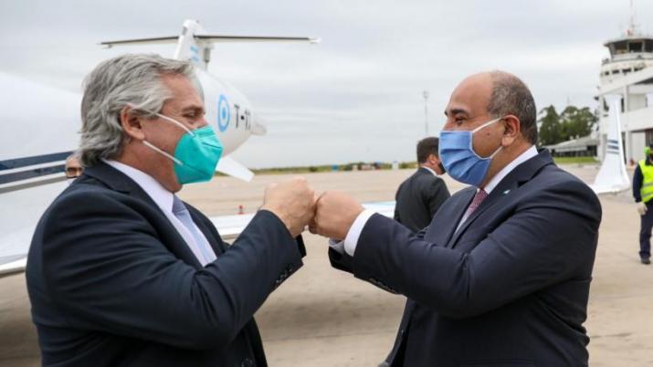 El Presidente Alberto Fernandez visitará hoy Tucumán: cómo será su agenda