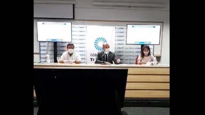 TUCUMAN: El Ministro Lichtmajer anunció las fechas de inicio de clases presenciales y el protocolo
