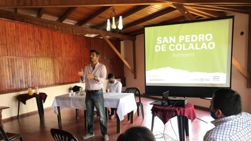 Turismo en Tucumán: proyectan modernizar los atractivos de San Pedro de Colalao