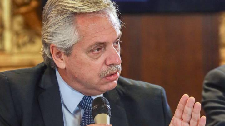 """El presidente Fernández se refirió a la situación de Formosa: """"Nos preocupa la violencia institucional"""""""