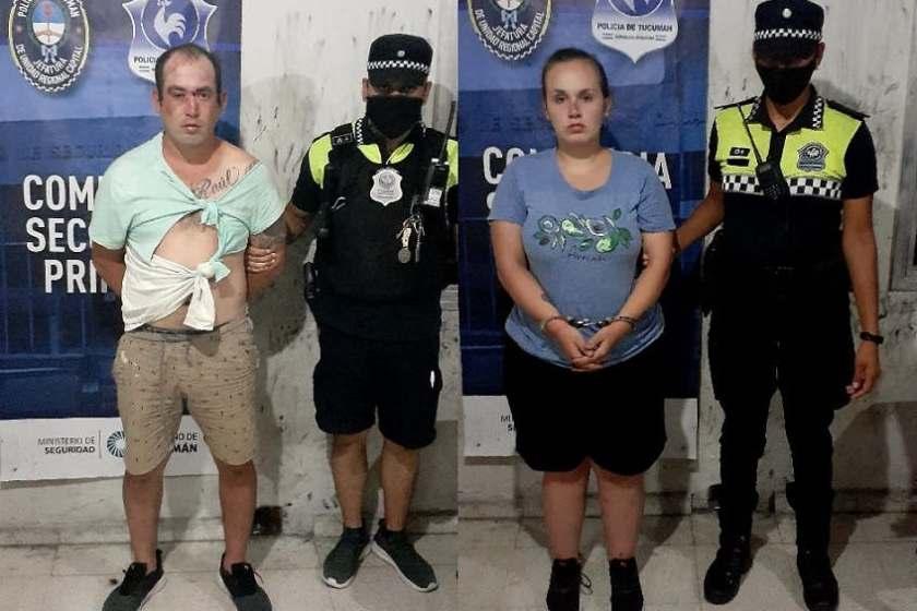 Tucuman: Trato de  robarle el celular a una joven y fue reducido y recibió una paliza