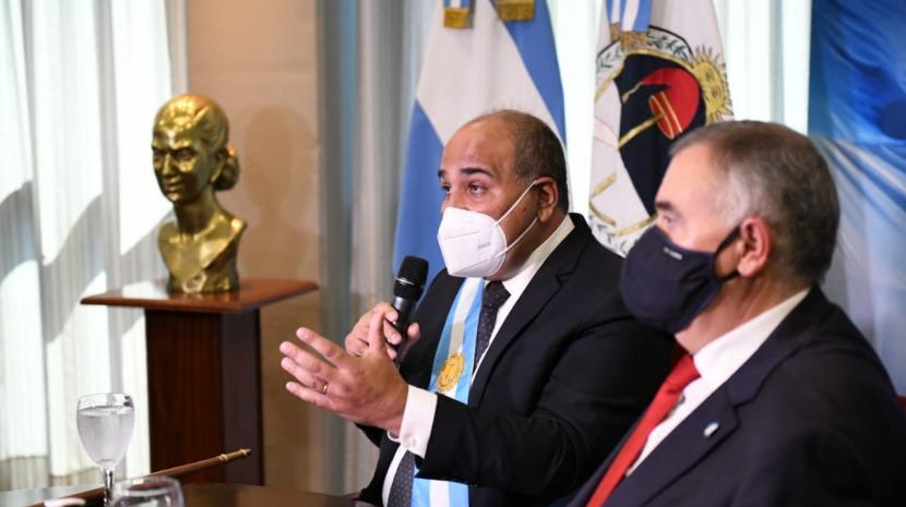 Apertura de sesiones en Tucuman: El discurso Manzur tuvo su eje en la Pandemia