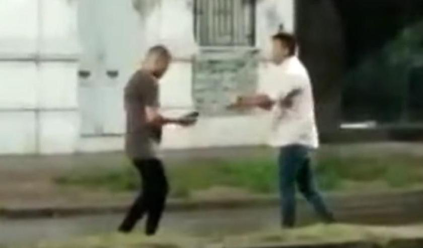 TUCUMAN: Estaba drogado con cocaína el policía arrestado por una pelea callejera