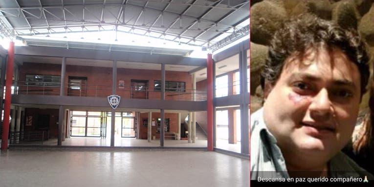 TUCUMAN: Falleció por coronavirus un profesor de 37 años de la Escuela Técnica N° 2