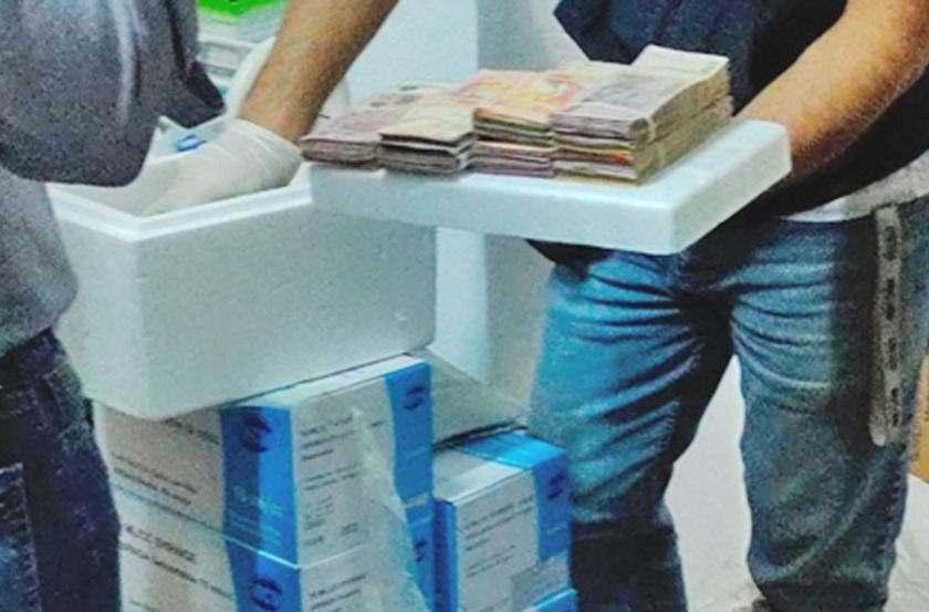 Santiago del Estero: Enfermeros robaron vacunas contra el coronavirus y montaron un vacunatorio clandestino