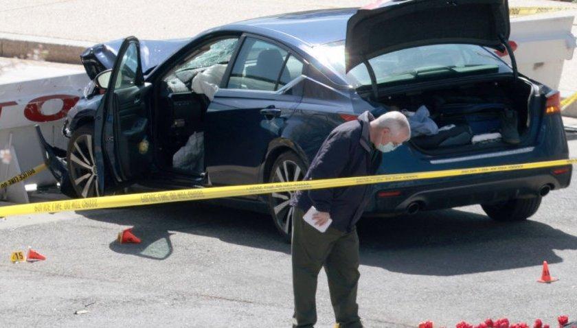 EEUU: Un atacante atropelló a dos guardias frente al Capitolio en Washington, mató a uno y luego fue abatido por la policía