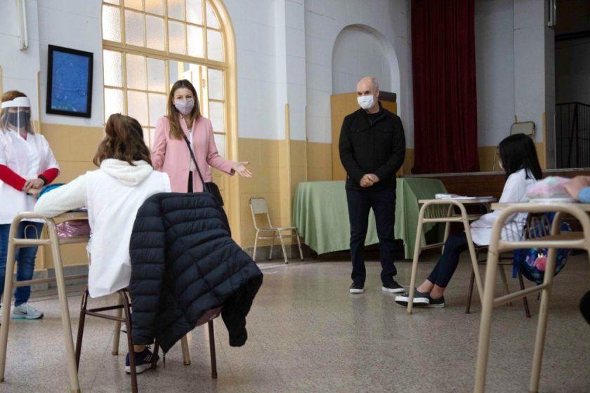 POLEMICO: Un fallo habilitará las clases presenciales en CABA