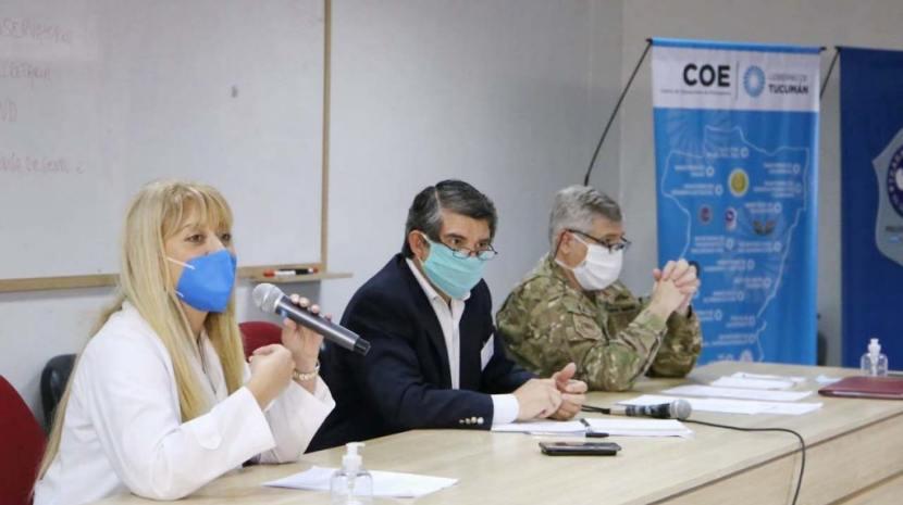 TUCUMAN: 15 localidades de la provincia vuelven a FASE 1 para bajar los casos de Coronavirus