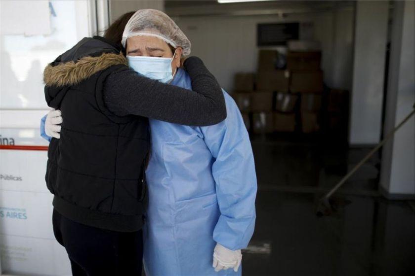 """"""" CORONAVIRUS EN TUCUMAN """": El Ministerio de Salud de la provincia informó 1.100 casos y nueve muertes por covid  solo durante la mañana de hoy"""