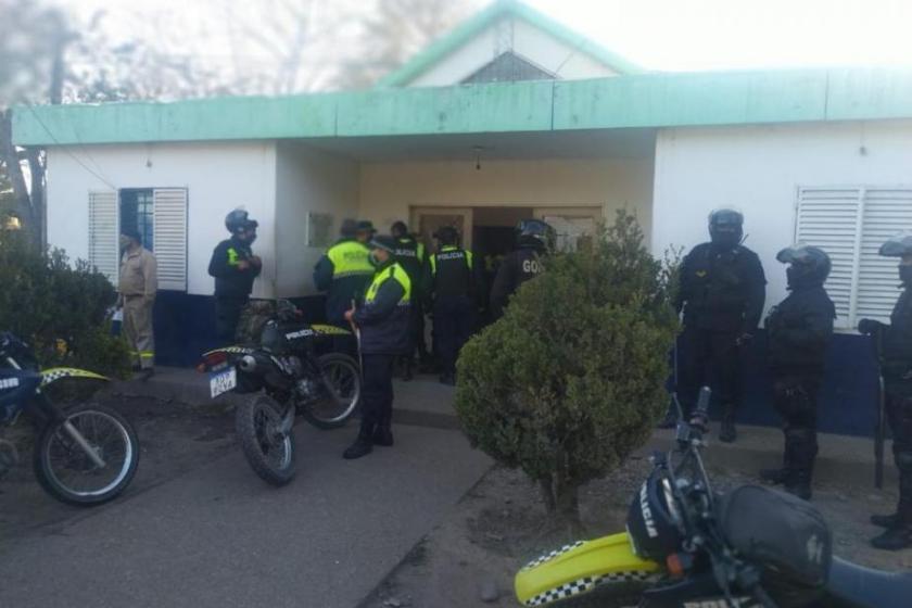 """""""Tucuman de terror """": Inseguridad a full, escaparon seis presos de comisarías en las ultimas  24 horas"""