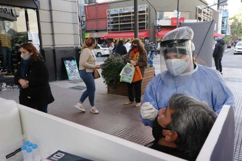 """""""CORONAVIRUS EN TUCUMAN """": Hoy se produjeron 1.019 nuevos contagios y 23 muertes"""