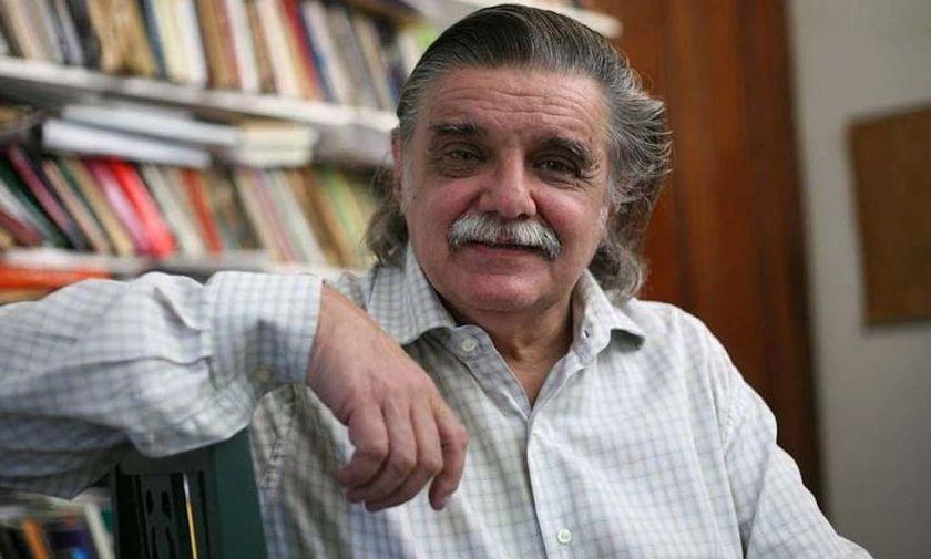 Murió Horacio González , ex titular de la Biblioteca Nacional, tras estar 34 días internado por Covid-19