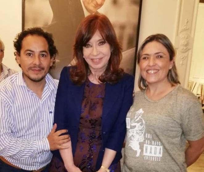 CFK busca imponer a Mabel Carrizo como senadora