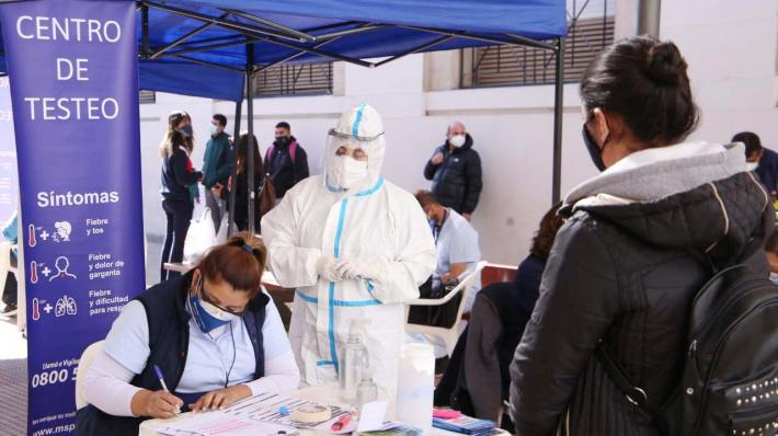 CORONAVIRUS EN TUCUMAN: En las ultimas 24 horas hubo 20 muertos