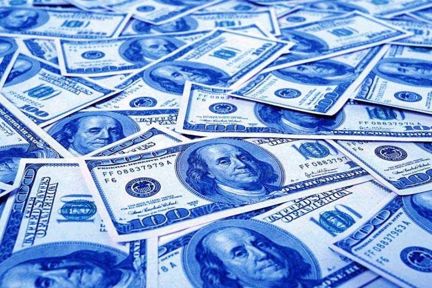 """A $ 180 se cotizo hoy el dólar """"blue"""""""