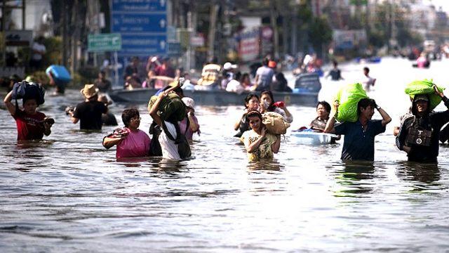 ONU: El cambio climático provocará desastres sin precedentes