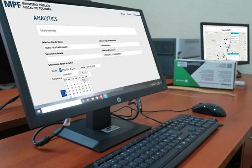 TUCUMAN: En dos días ingresaron 561 denuncias a través de la plataforma web del Ministerio Fiscal
