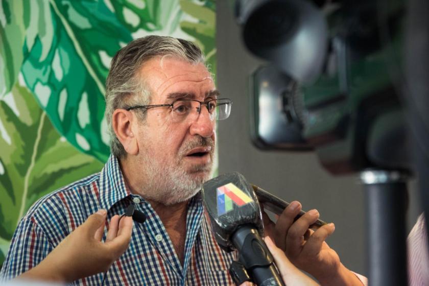 """Jose Vitar: """"El Gobierno provincial ha perdido el rumbo"""""""