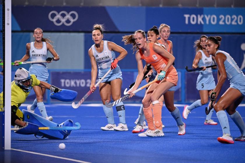OLIMPIADAS: Las Leonas se quedaron con la medalla de plata, tras perder contra Holanda