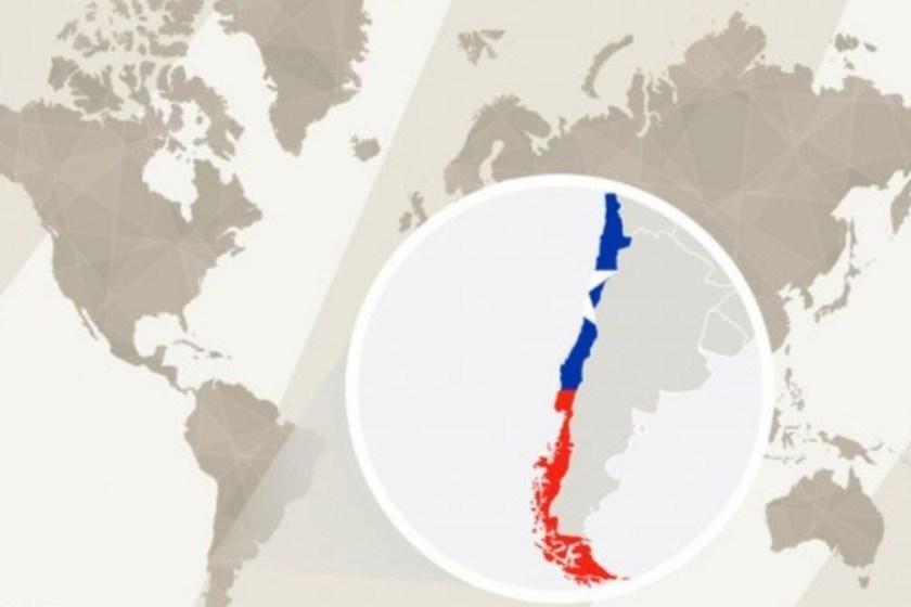 """""""Chile no existe"""", la  descabellada teoría que circuló en las redes sociales"""