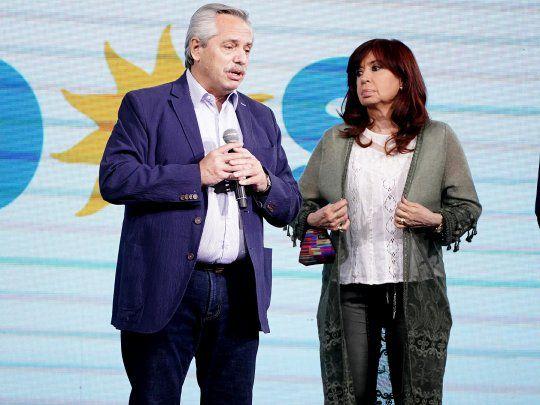 Cristina Kirchner y sus desafortunadas exigencias al presidente Alberto Fernández
