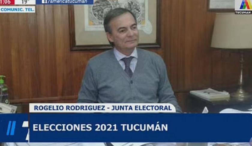 Tucuman: El secretario Electoral garantiza que votarán todos los que se encuentren en los establecimientos a las 18