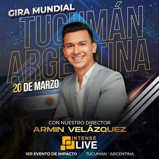""""""" Intense Live Tucuman: Mas de 300 querellas en la Justicia Federal"""