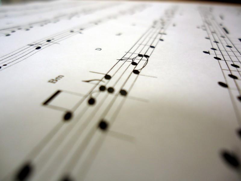 sueños con musica