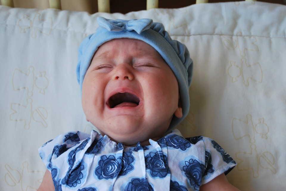 significado de soñar con llanto de bebe