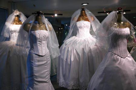 significado de sueños con vestido de novia