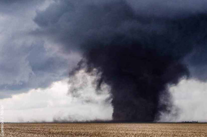Sueños con tornados de arena