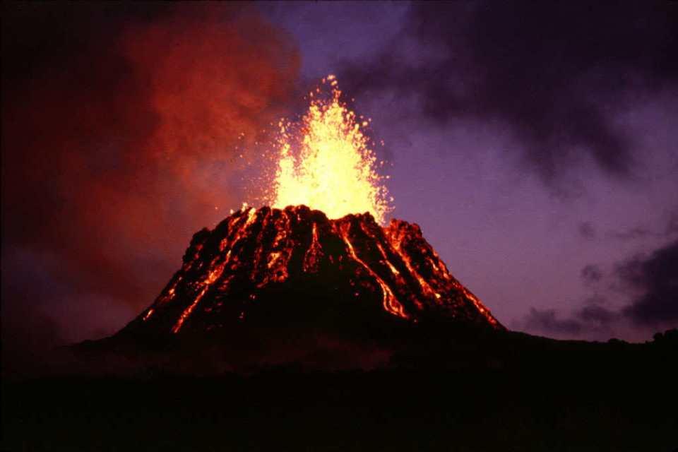 significado de soñar con volcan