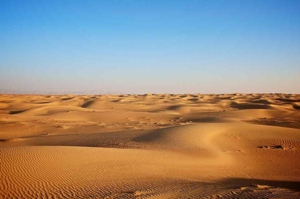 sueños con desiertos