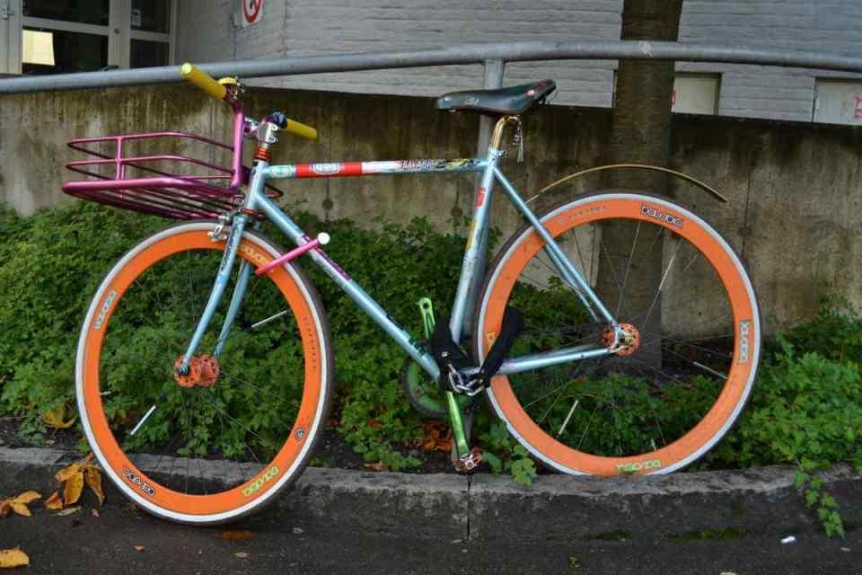 interpretación de soñar con bicicleta