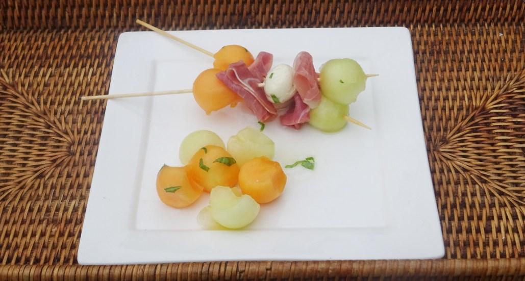 Geliefde Spies van meloen, ham en mozzarella | Elsjes Recepten &SJ88