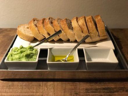Kruidenboter broodje