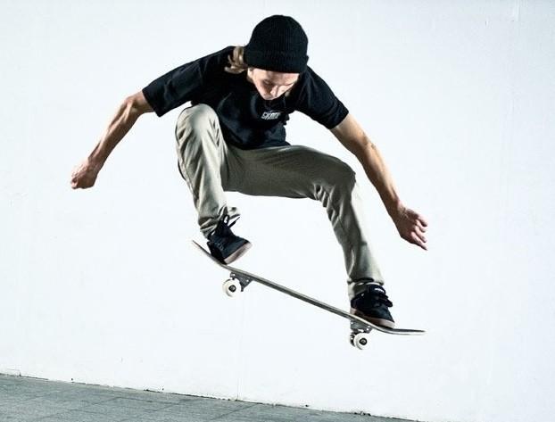 Los 10 trucos mas faciles de skate