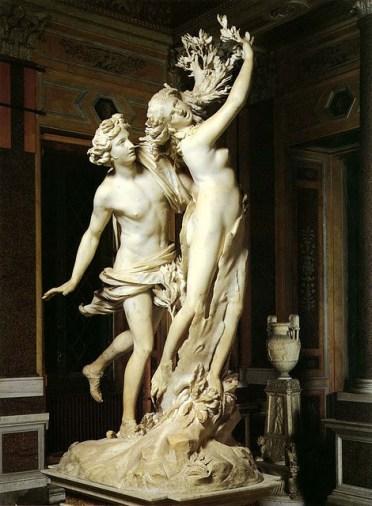 Apol·lo i Dafne -Bernini